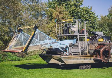 Potter's Lake Protection and Rehabilitation District Weed Harvester